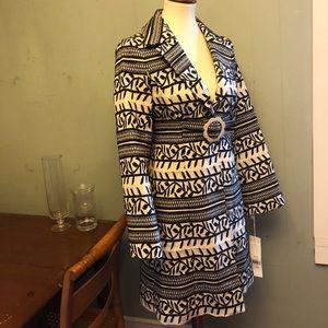 Nanette Lepore belted coat